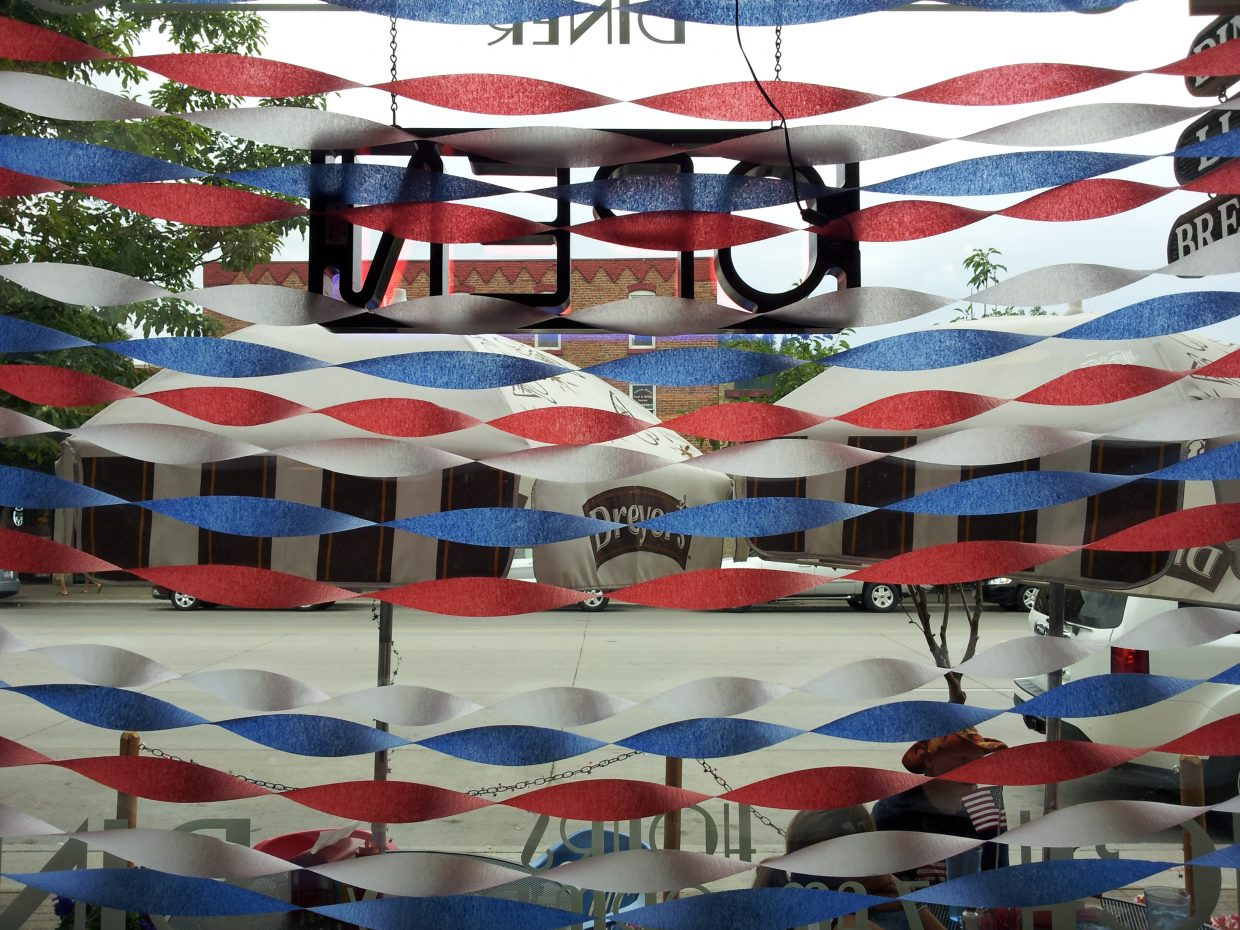 Fourth of July at Johnny B. Good's. Submitted by: Matthew Grasse