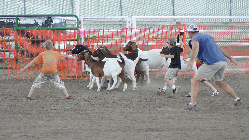 Routt County Redneck Olympics. Submitted by: Wendy Lind