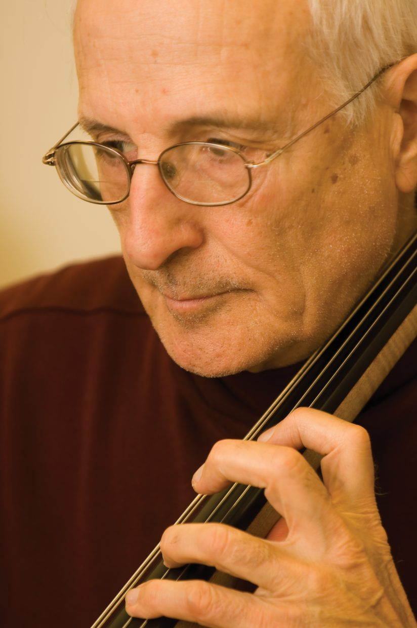 Cellist John Sant'Ambrogio is one of four soloists who will perform in the Steamboat Springs Orchestra holiday concert this weekend.