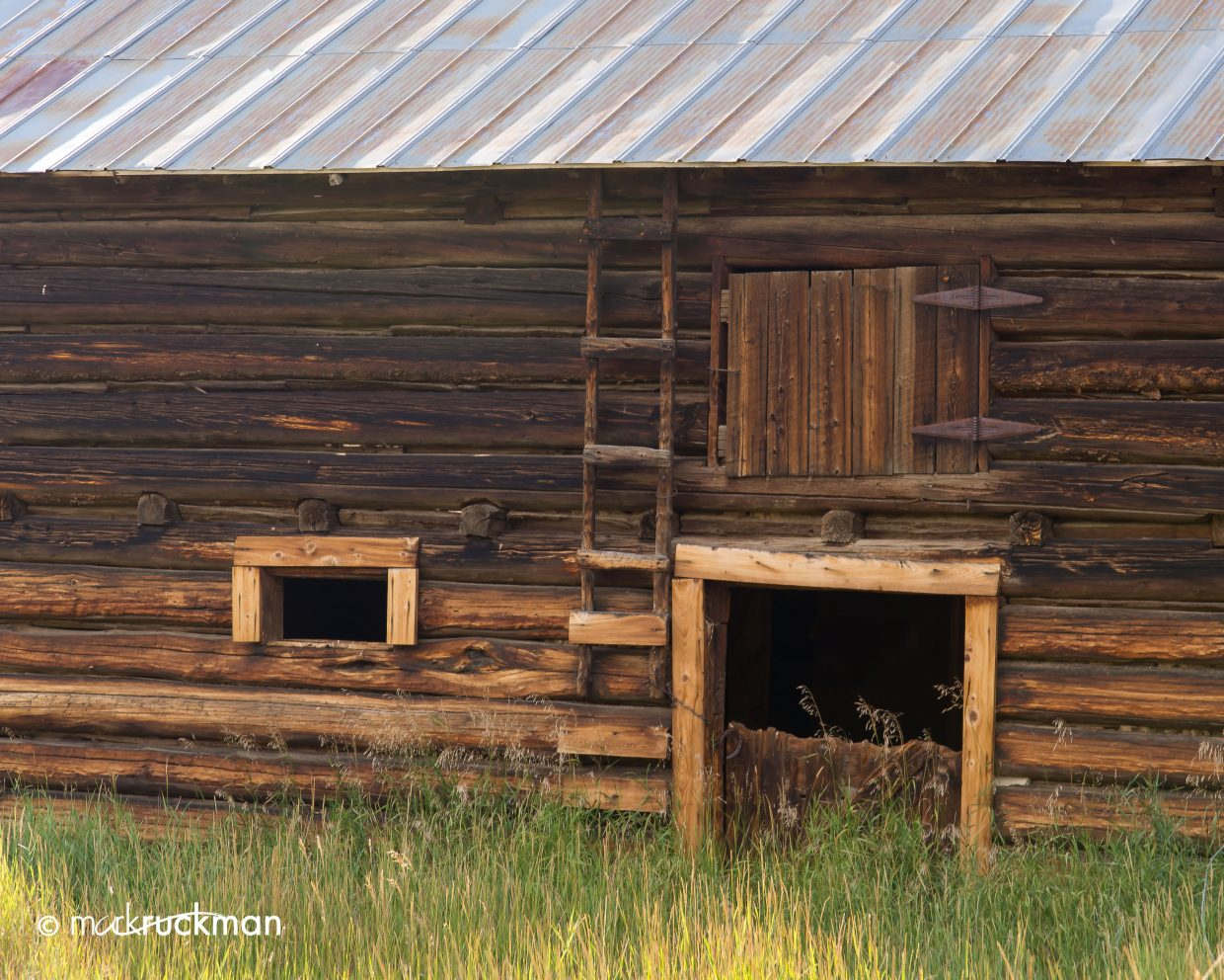The Old Barn that so many drive by every day. Submitted by: Mark Ruckman