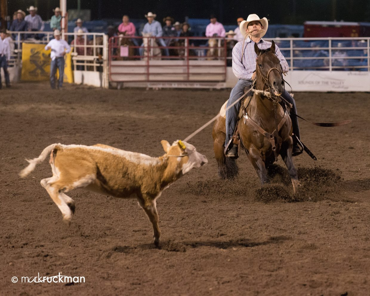 Friday night at the rodeo. Submitted by: Mark Ruckman