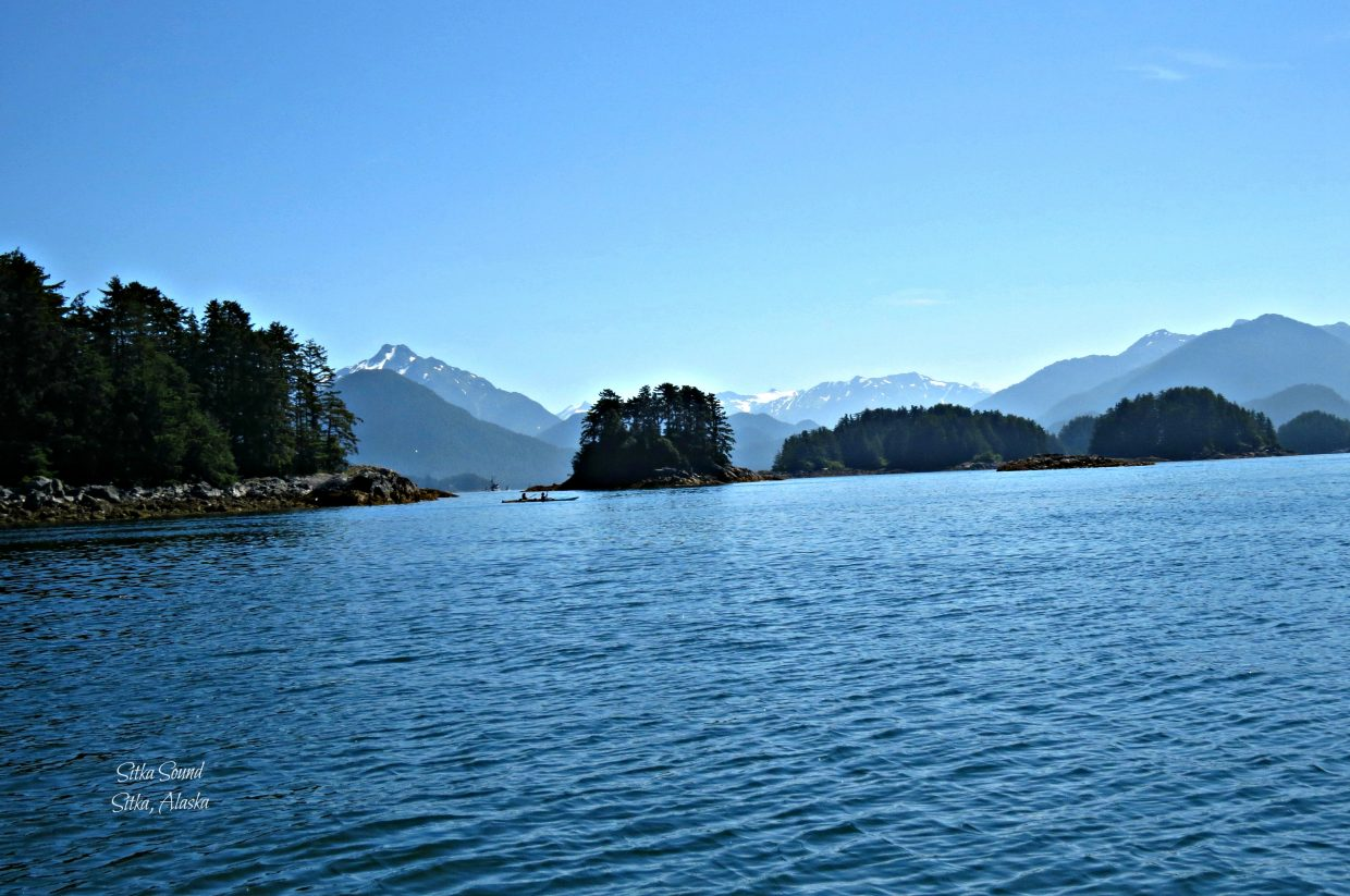 Awesome view of Sitka, Alaska. Submitted by: Chris Blossom