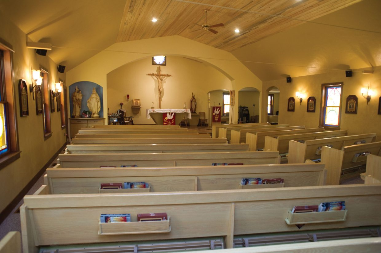 The recently renovated St. Martin of Tours Catholic Church in Oak Creek will have a special visitor this weekend as Archbishop Charles Joseph Chaput comes to town.