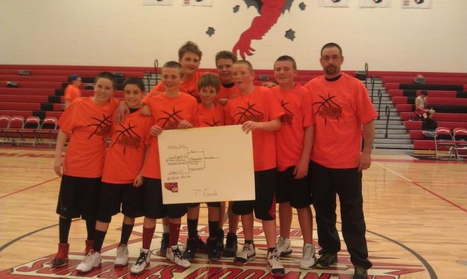 """The seventh-grade High Altitude Basketball team won a tournament in Glenwood Springs during the weekend. The team beat Paonia, 37-19, in the championship game, a team they had lost to twice before. The team also finished second in a tournament in Moffat County the week before. """"This seventh-grade group is nothing to look past,"""" said director Devin Borvansky, citing the play of Charlie Harrington, Jacob Taulman and Justin Brewer. """"They are winning tournaments and putting in a lot of effort. They are really committing themselves."""" High Altitude Basketball plays weekend tournaments across the state and features seventh-, eighth- and ninth-grade teams, as well as a junior varsity team. Any player interested in playing should email Borvansky at steamboatbasketball@hotmail.com."""