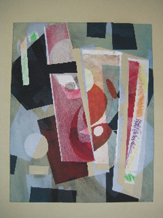 Contemporary paintings by Jan Dorris are featured in September at the Steamboat Springs Center for Visual Arts. An opening reception for Dorris and the gallery's member artists is from 5 to 8 p.m. today at Center for Visual Arts, next to Off the Beaten Path Bookstore on Ninth Street.