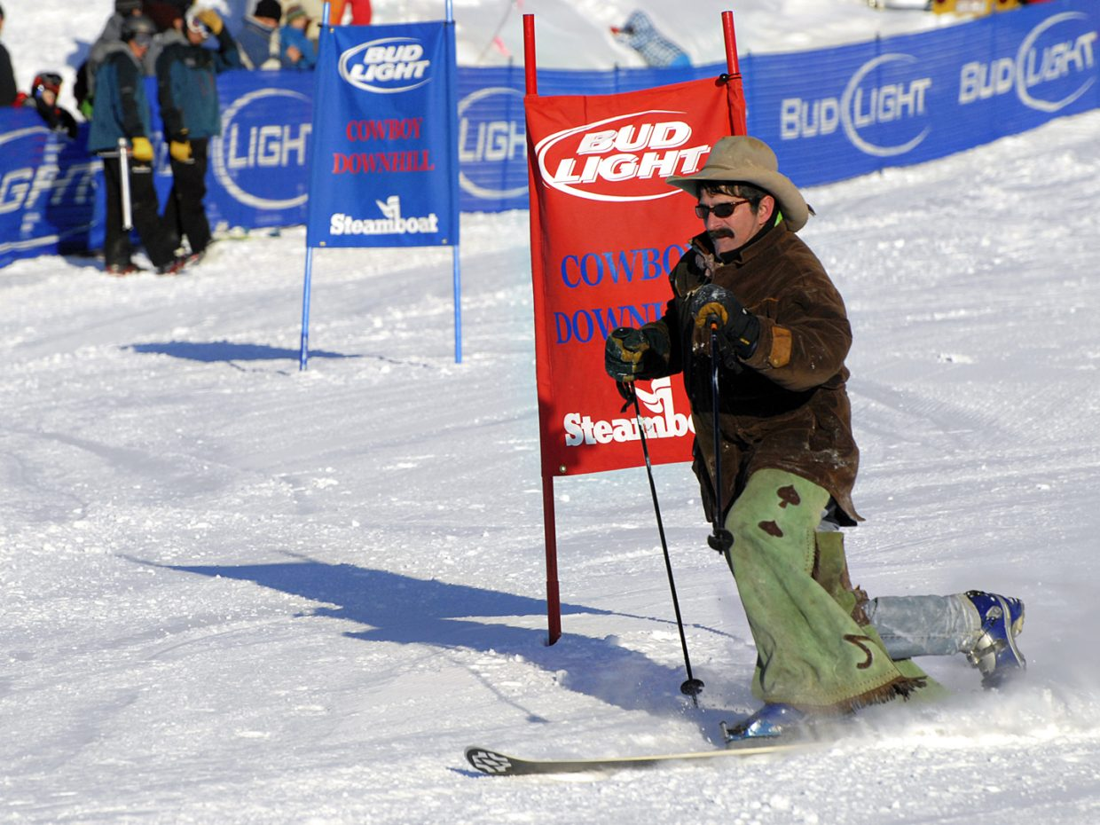 A few highlights from the Cowboy Downhill on Tuesday. Submitted by: Jeff Hall