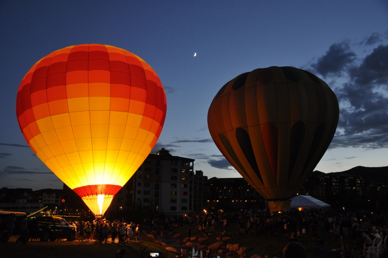 Balloon Glow. Submitted by: Justin Saunders