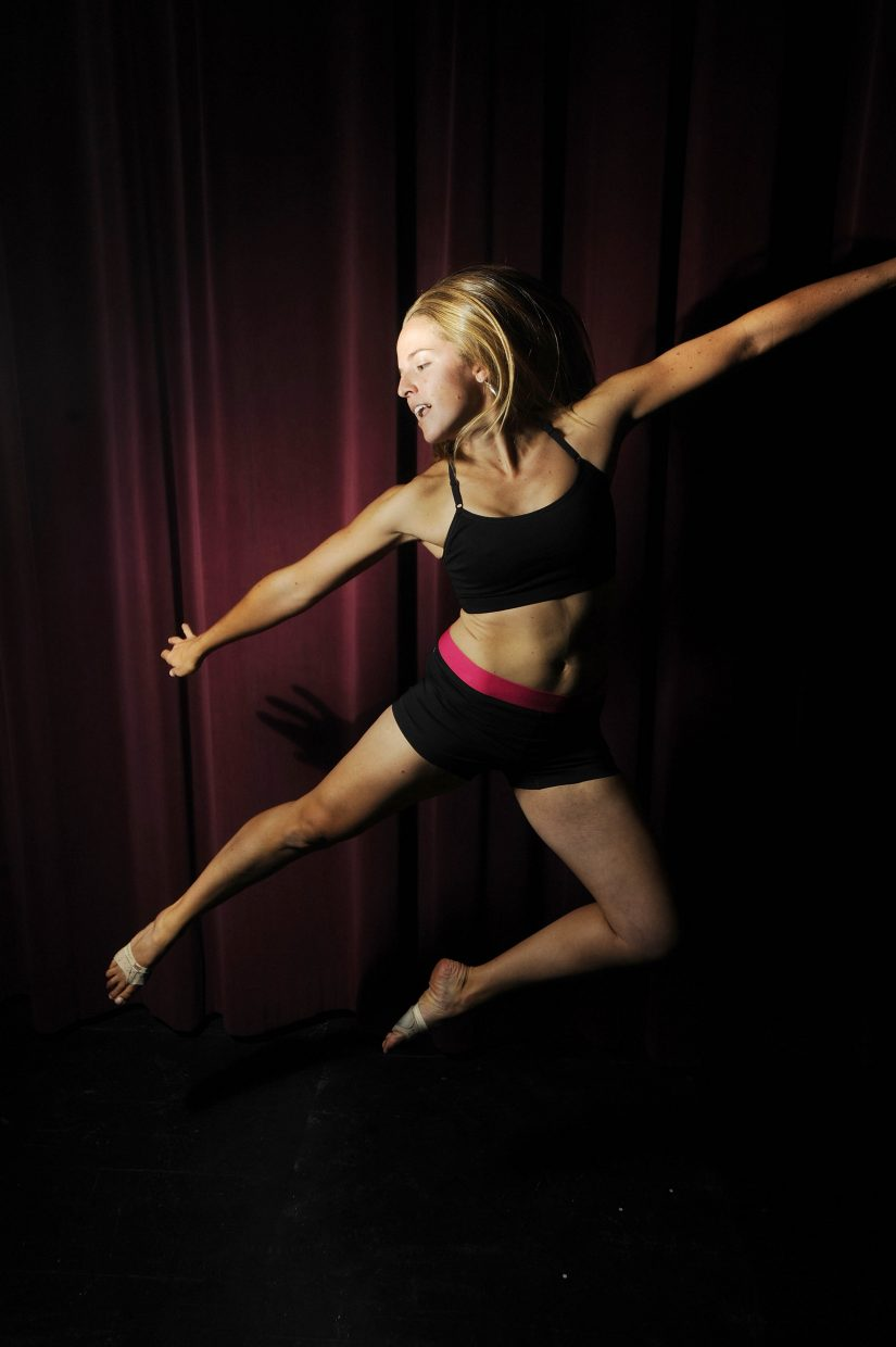 Two years ago, Laraine Martin began dancing again, taking classes at Elevation Dance Studio and participating in the Steamboat Dance Theatre.
