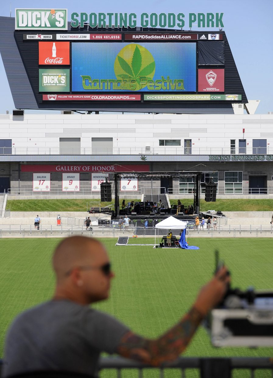 Events like Cannabis Festiva, which was held Aug. 21 in Commerce City and billed as the largest outdoor medical marijuana festival in Colorado, are becoming more common. Kush Magazine, one of the event's sponsors, plans to bring its world conference to Denver in May. Kush Publisher Michael Lerner said the convention could attract as many as 250,000 people to the Colorado Convention Center and generate as much as $10 million in revenue for the city.