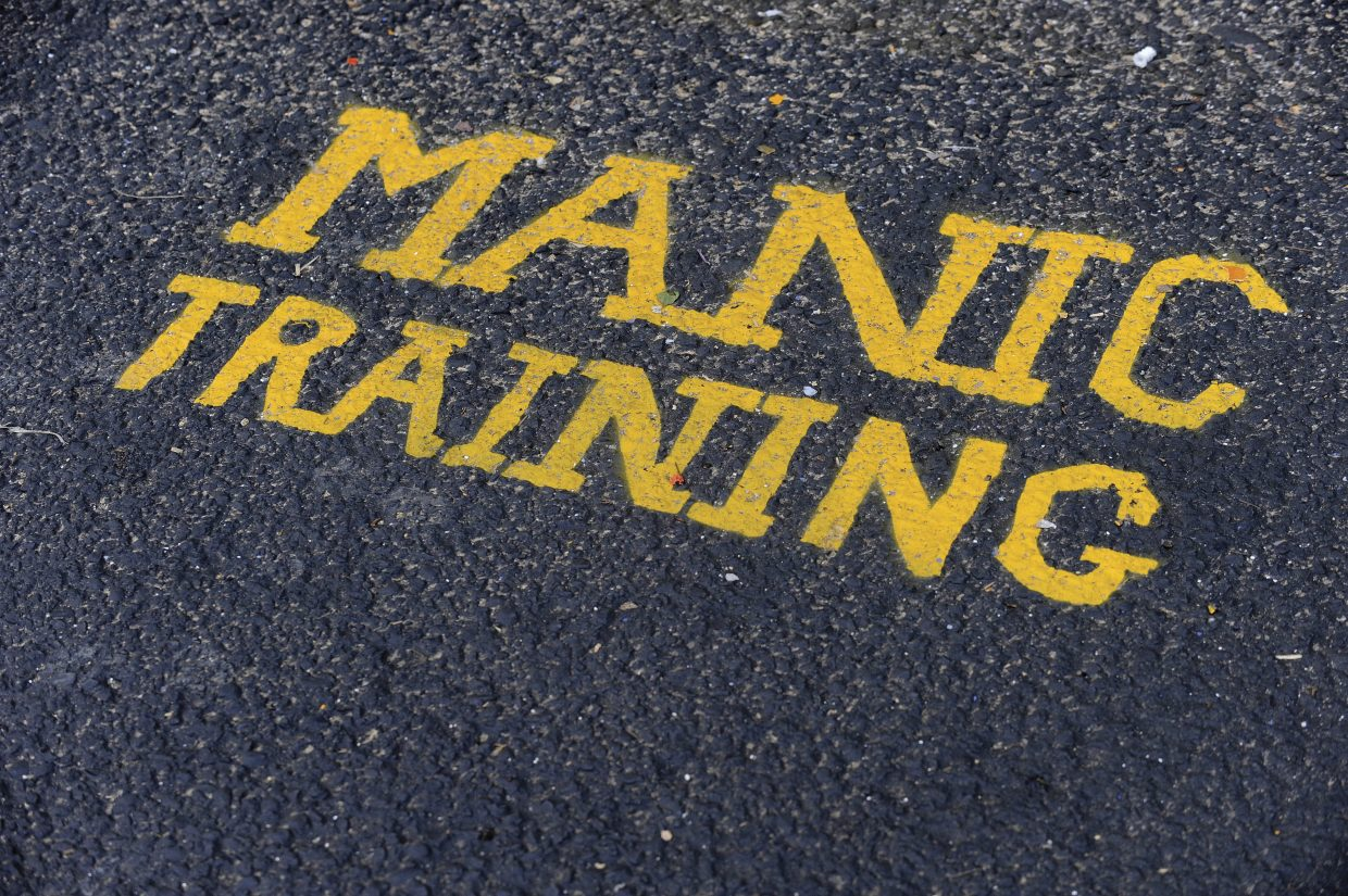 Manic Training is located in unit G at the Yampa Valley Business Park off Downhill Drive.