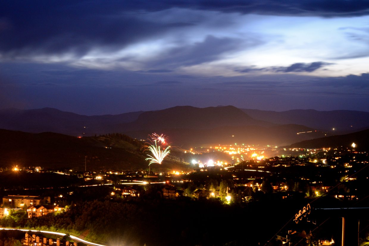Fourth of July in Steamboat Springs.