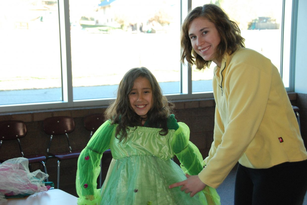 The Steamboat Springs High School chapter of the National Honor Society will be collecting children's costumes from Nov. 1 to 4 at Strawberry Park and Soda Creek elementary schools. The costumes will be stored and used for the Green Halloween costume swap in 2012. At this year's swap, about 50 costumes were given away, a dozen families participated and $75 was collected to be donated to the American Red Cross for victims of Hurricane Irene. Call Nicole DeCrette at 970-871-3689 for more information.