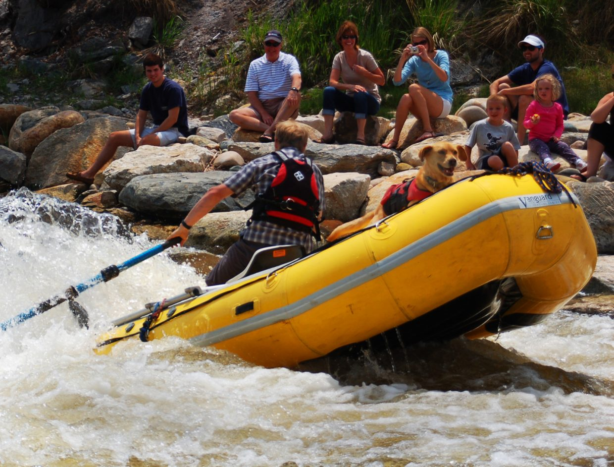 Steamboat Pilot & Today reader Judi H. Clayton submitted this photo from Saturday's Yampa River Festival events. Do you have a photo to share? Send it to share@SteamboatToday.com.