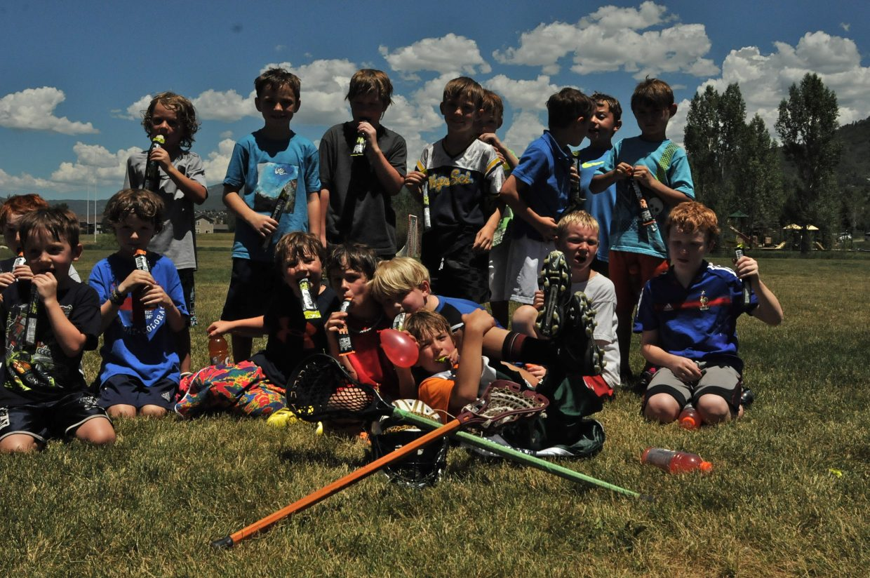 Little Laxers. Submitted by: Heather Park.