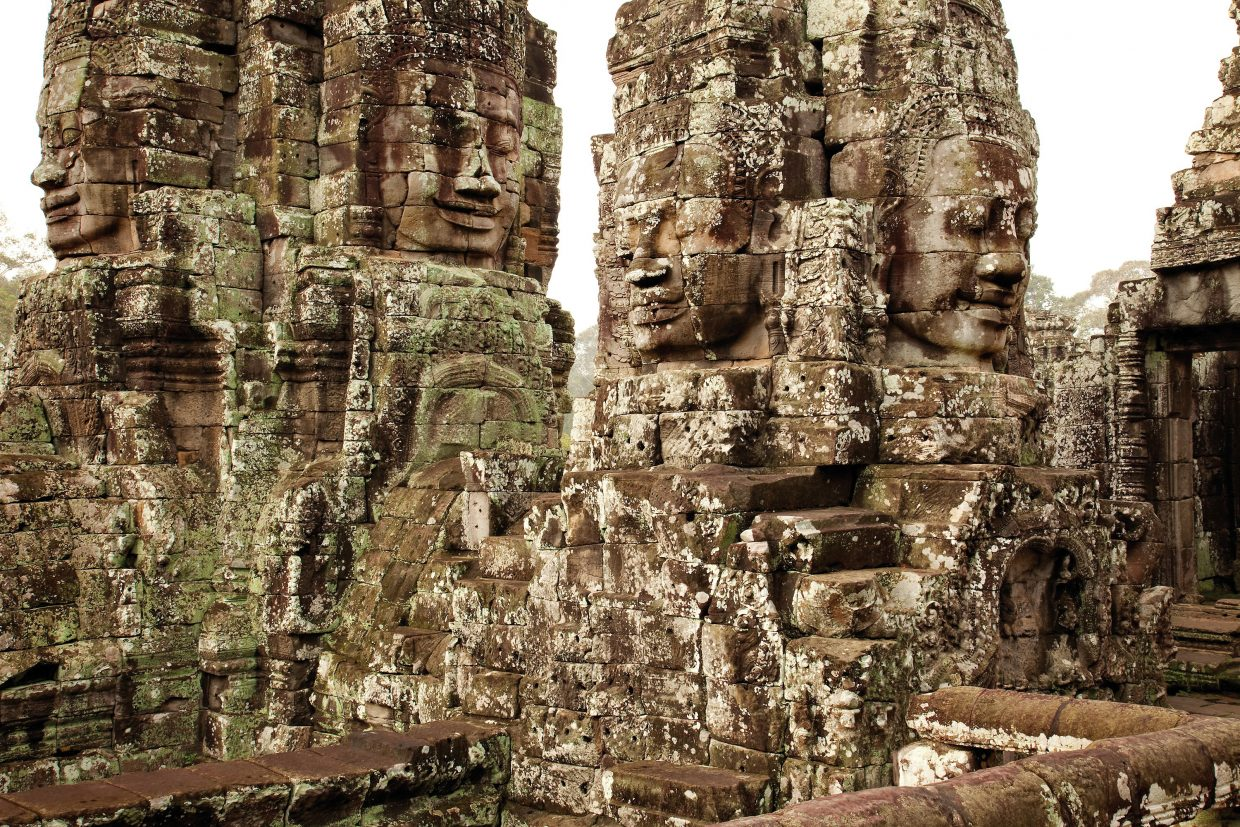Ken Lee had the chance to photograph ancient temples during a fall trip to Cambodia.