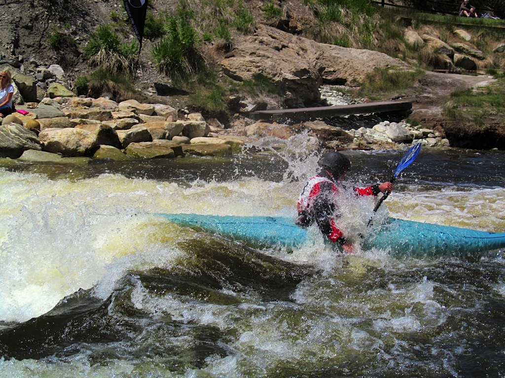 Brian Gardell at the Yampa River Festival. Submitted by: Ryan Lohan