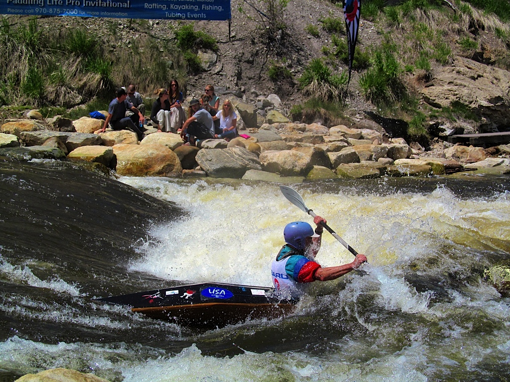 David Wallace at the Yampa River Festival. Submitted by: Ryan Lohan
