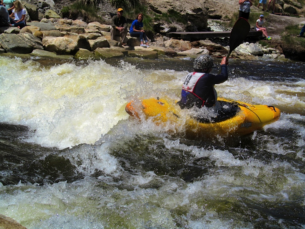 Charlie at the Yampa River Festival. Submitted by: Ryan Lohan