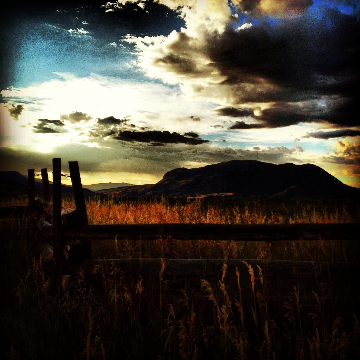 Sleeping Giant at sunset. Submitted by: Chris Lanham