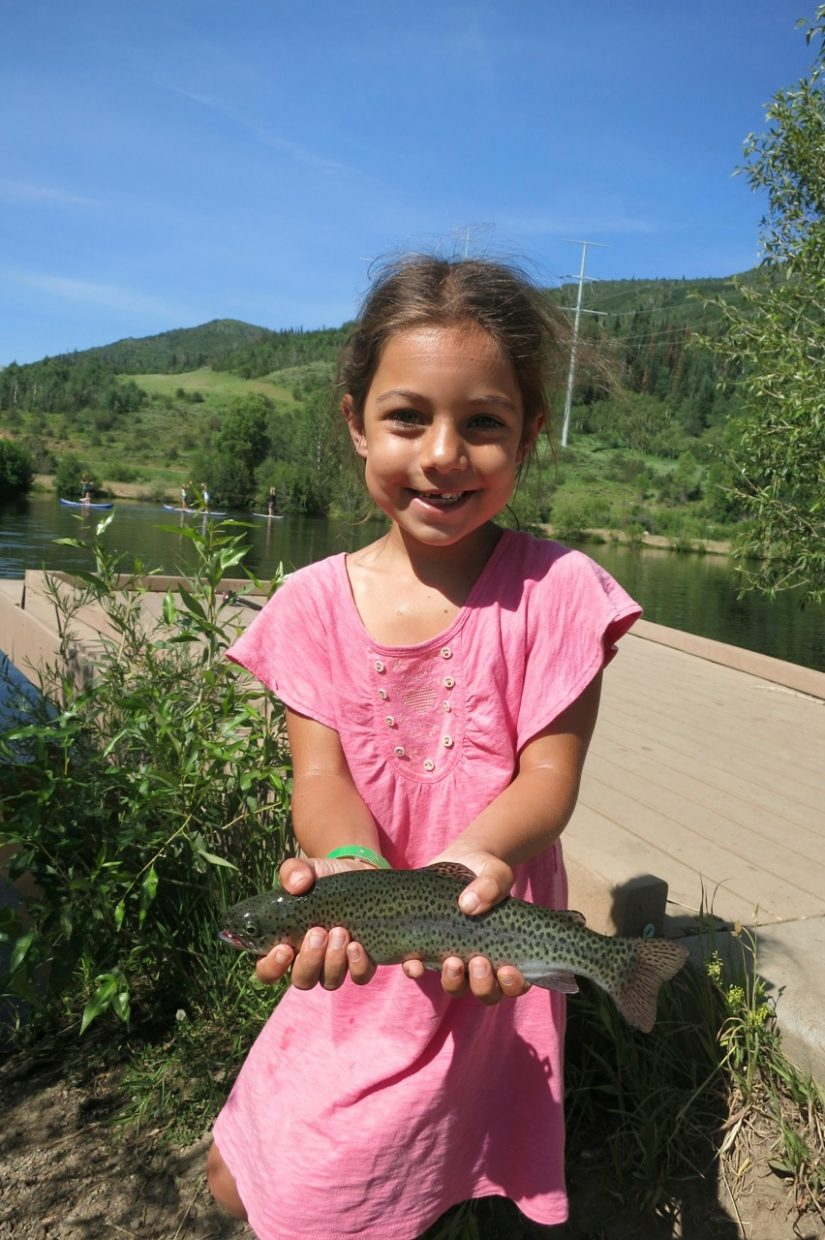 Visiting Steamboat. Submitted by: Shannah Kennedy, of Australia