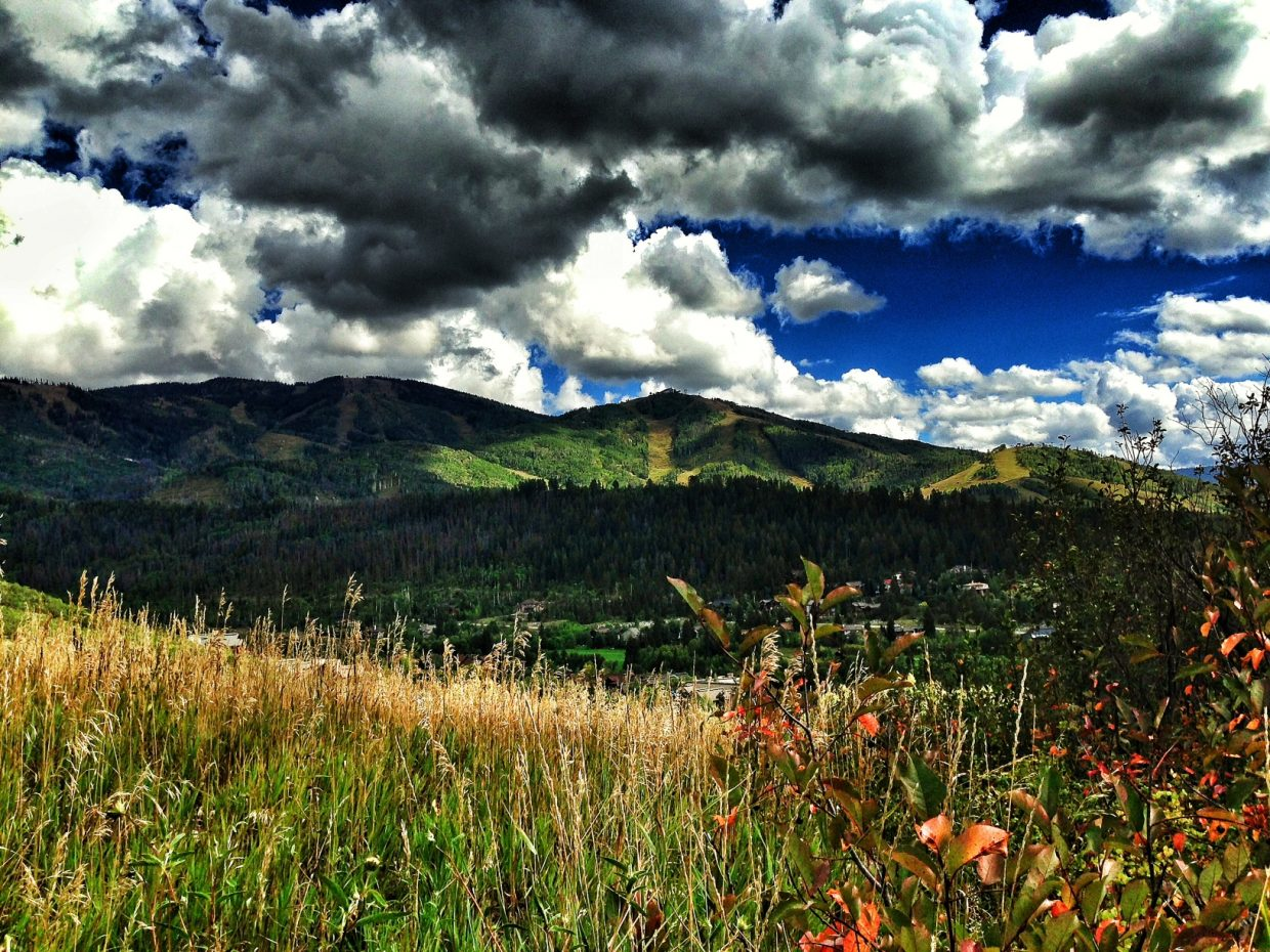 Steamboat Ski Area. Submitted by: Chris Lanham