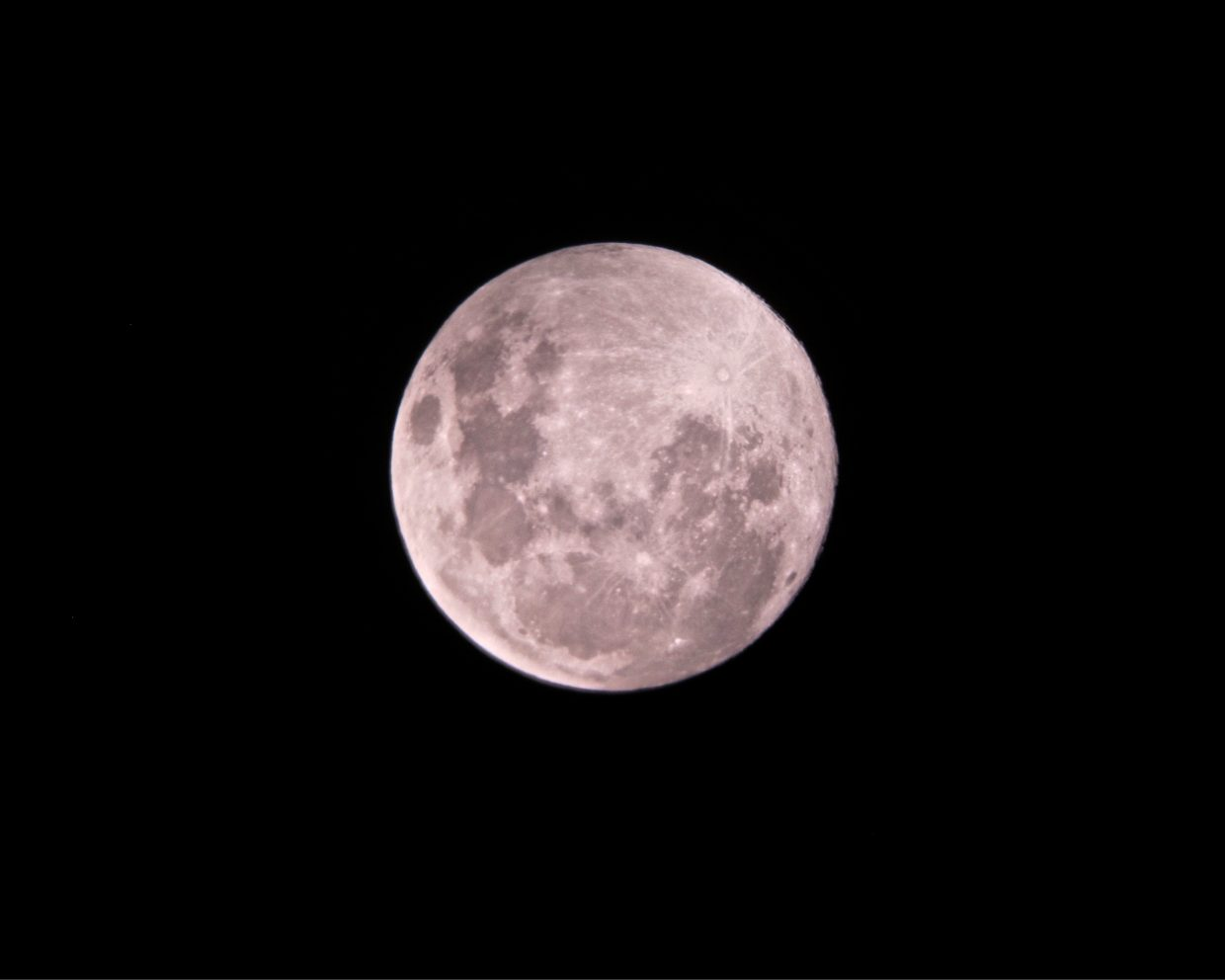 Moon over Steamboat. Submitted by: Ryan Lohan
