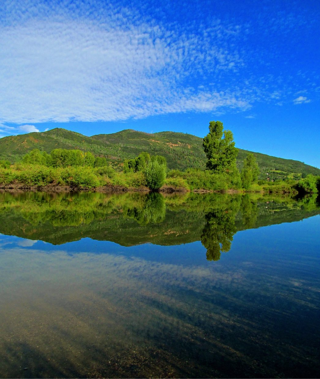 Morning reflections. Submitted by: Ryan Lohan