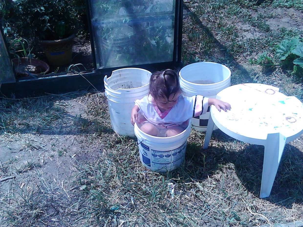 What to do on a hot July day. Submitted by: Amanda Archuleta