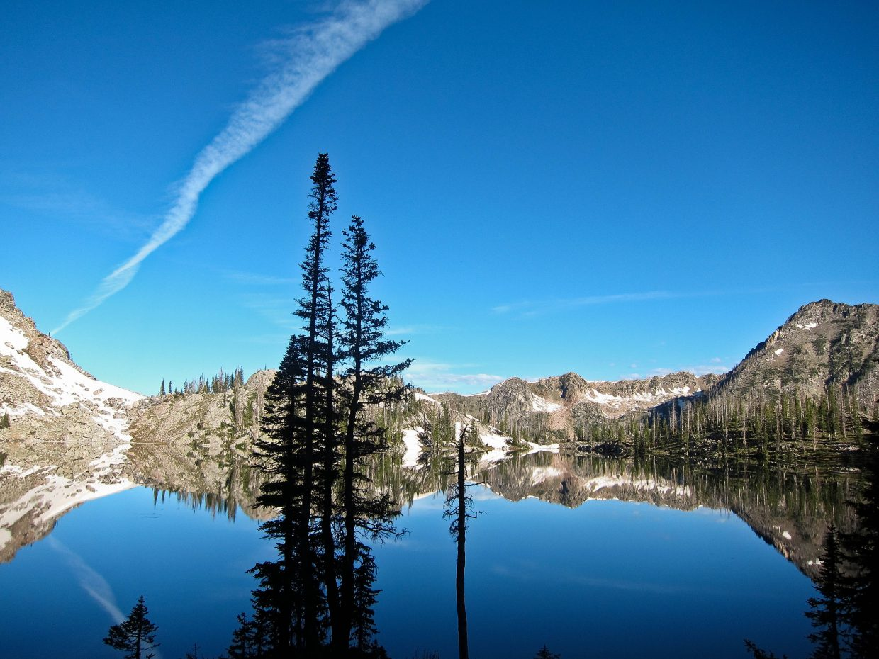 Reflections on Gilpin Lake. Submitted by: Greg Sagan