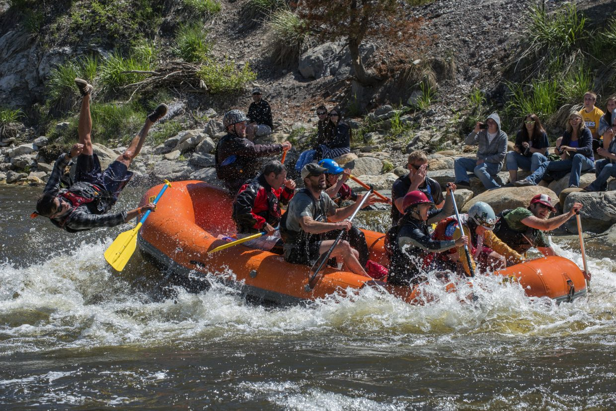 Last weekend at the Yampa River Festival. Taken by: Jim Steinberg, submitted by: Peta Elmes