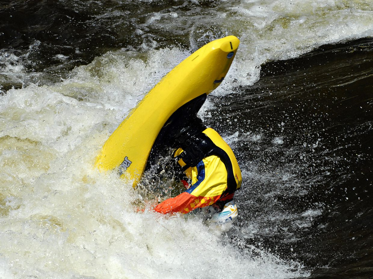 Shots from the men's Paddling Life Pro Open. Submitted by Jeff Hall.