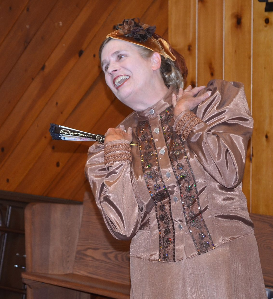 Ann Williams, of Pueblo, told a Steamboat audience during a Tread of Pioneers Museum brown bag lunch talk Friday how a member of the Wild Bunch of Butch Cassidy and the Sundance Kid fame met his end in a shootout with a posse outside the modern town of Parachute.