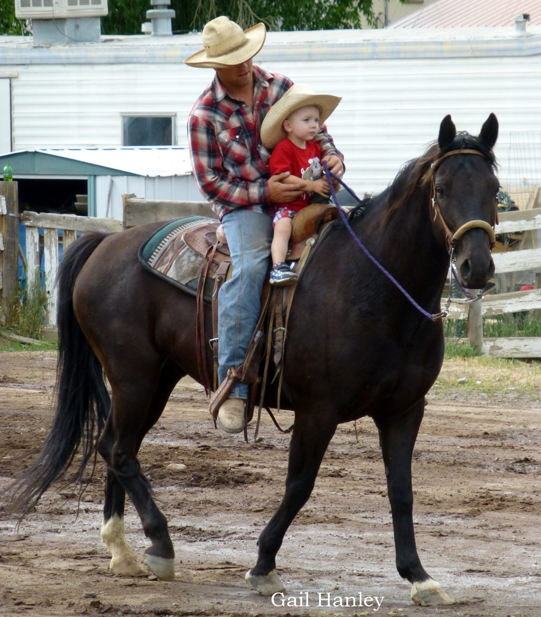 Yampa's Fourth of July. Submitted by: Gail Hanley