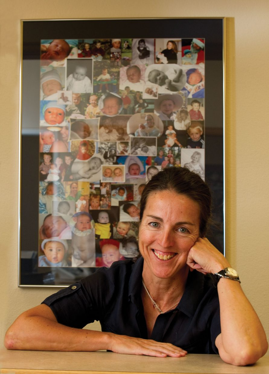 Dr. Mary Bowman works for Yampa Valley OB/GYN.