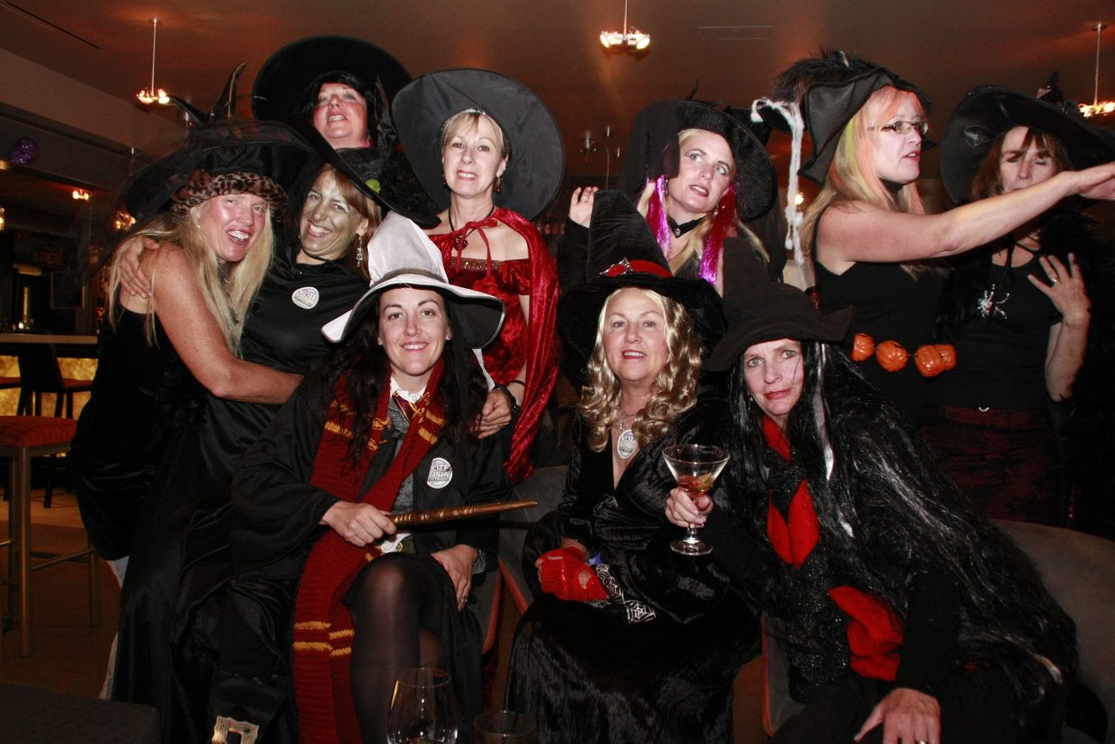 30th Anniversary of the Witches Crawl. Submitted by: Andy Kennedy