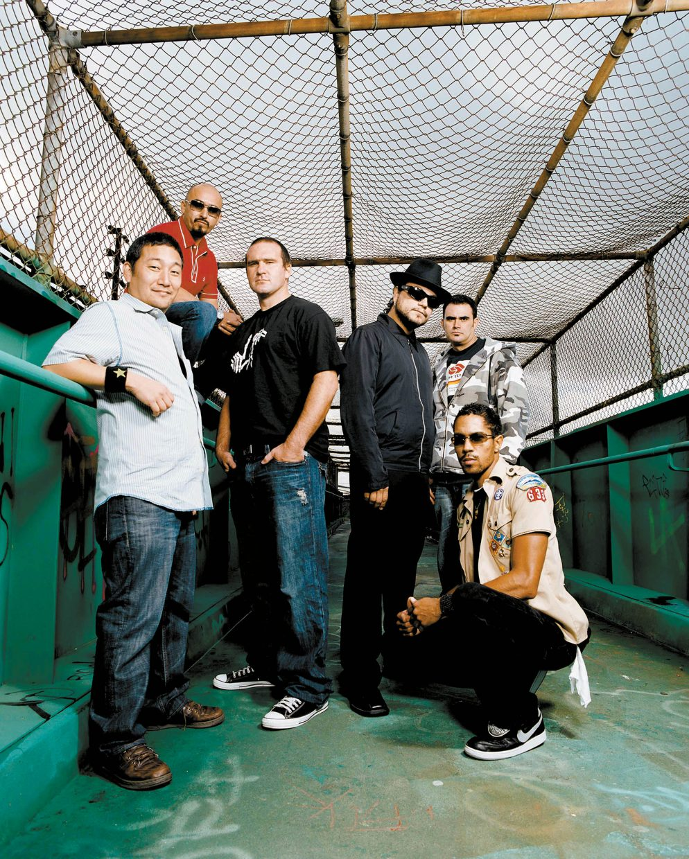 L.A. Latin hip-hop group Ozomatli plays April 12 at the Steamboat Ski Area.
