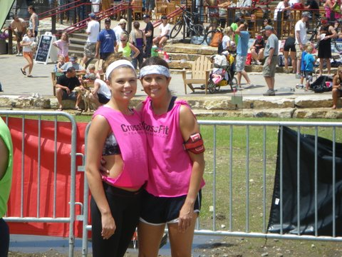 Mad Mudder pics. Submitted by Anissa Bessette.