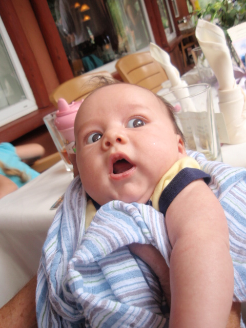 """Titus says """"OMG!"""" Submitted by: Candice Martin"""