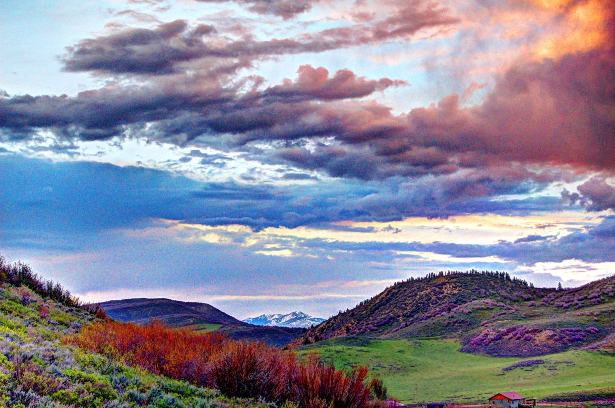 HDR edit of Sand Mountain. Submitted by: Kristen Prentice