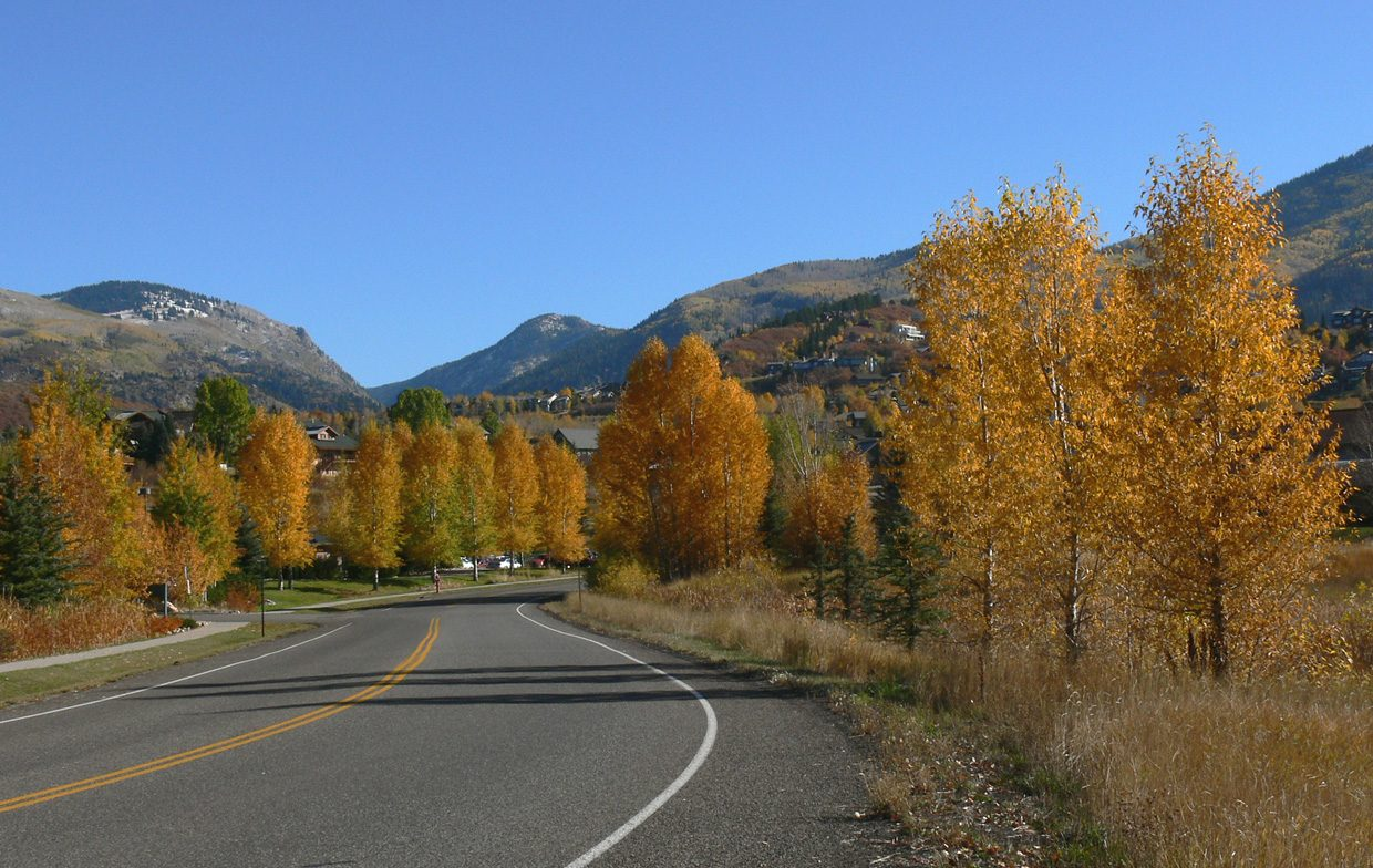 Steamboat's autumn lingers on