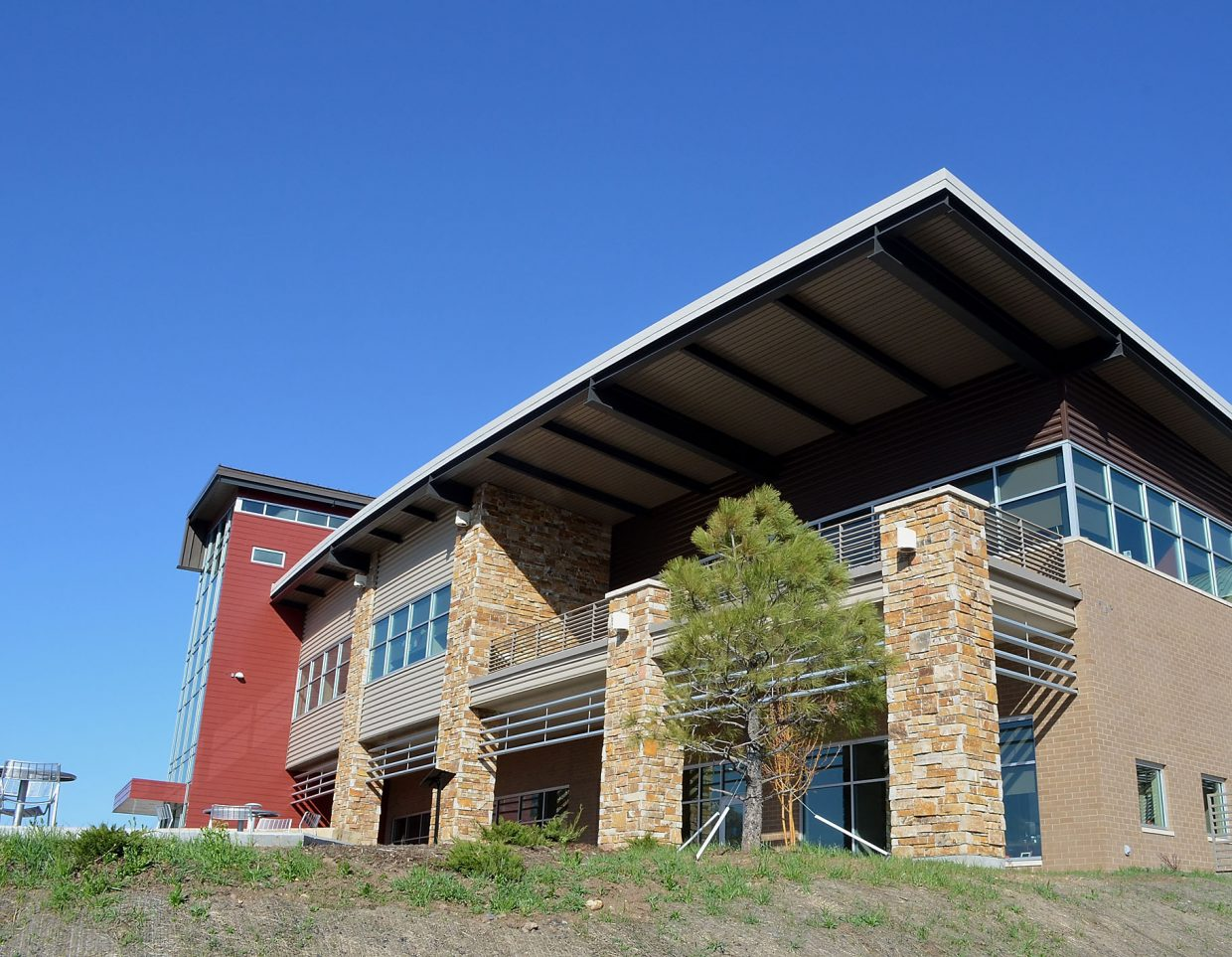 Scott Ford and Jackie Kuusinen helped about 15 businesspeople refine their sense of their target market at the Yampa Valley Entrepreneurship Center on the Alpine Campus of Colorado Mountain College this week.