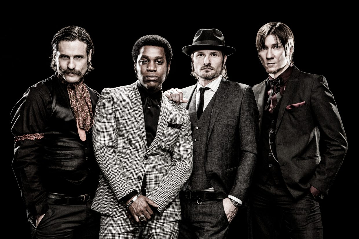 Vintage Trouble plays the final Steamboat Springs Free Summer Concert Series on Friday at Howelsen Hill.