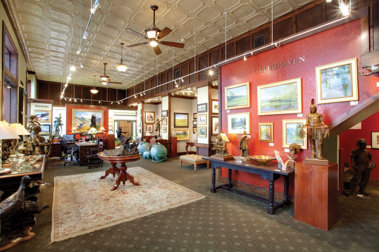 Wild Horse Gallery is planning several shows for the summer featuring a variety of painters and sculptors.