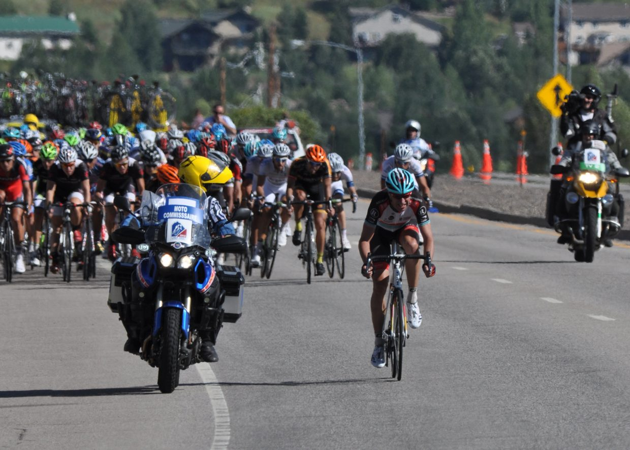 USA Pro Challenge Stage 3. Submitted by Steve Vargas