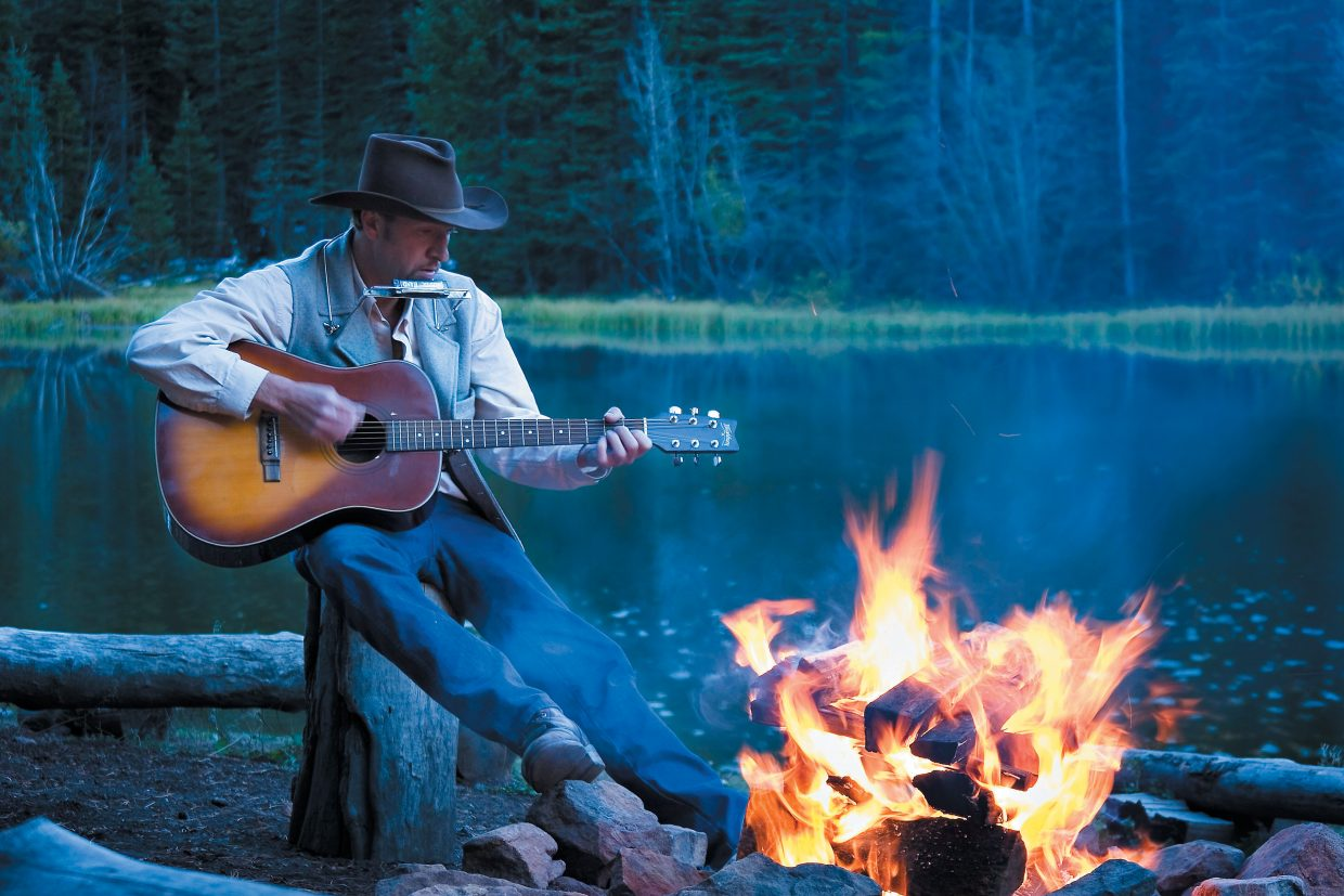 Musician Dave Moran will revive his Rocky Mountain Campfire Show on Thursday at the Masonic Lodge. Doors open at 6 p.m. and the music starts at 7 p.m. for the concert, which will run every Thursday through Feb. 18. Tickets are $10 for adults and $5 for children.