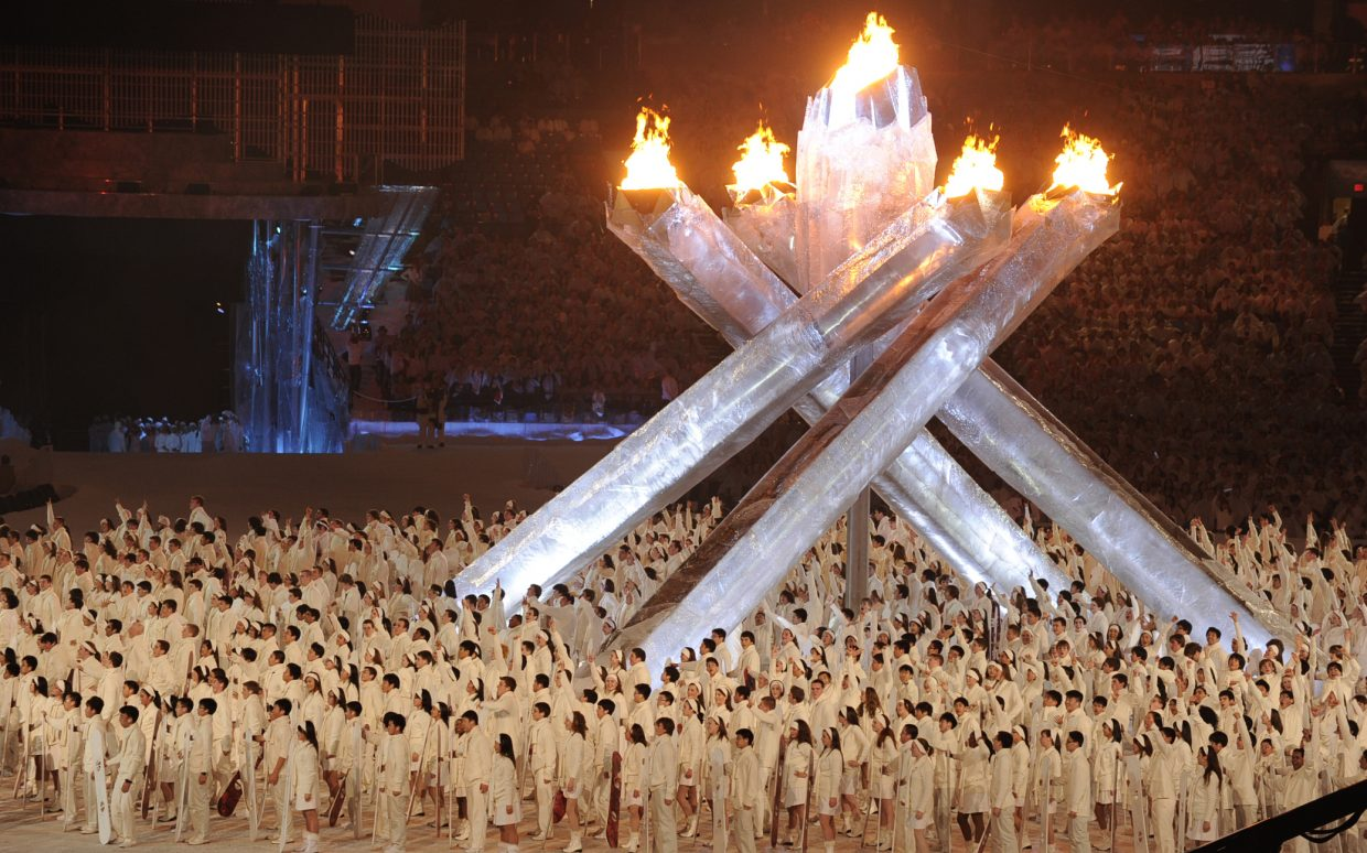 Closing ceremonies reflected Canada's youthful spirit, as well as its biggest celebrities and culture.