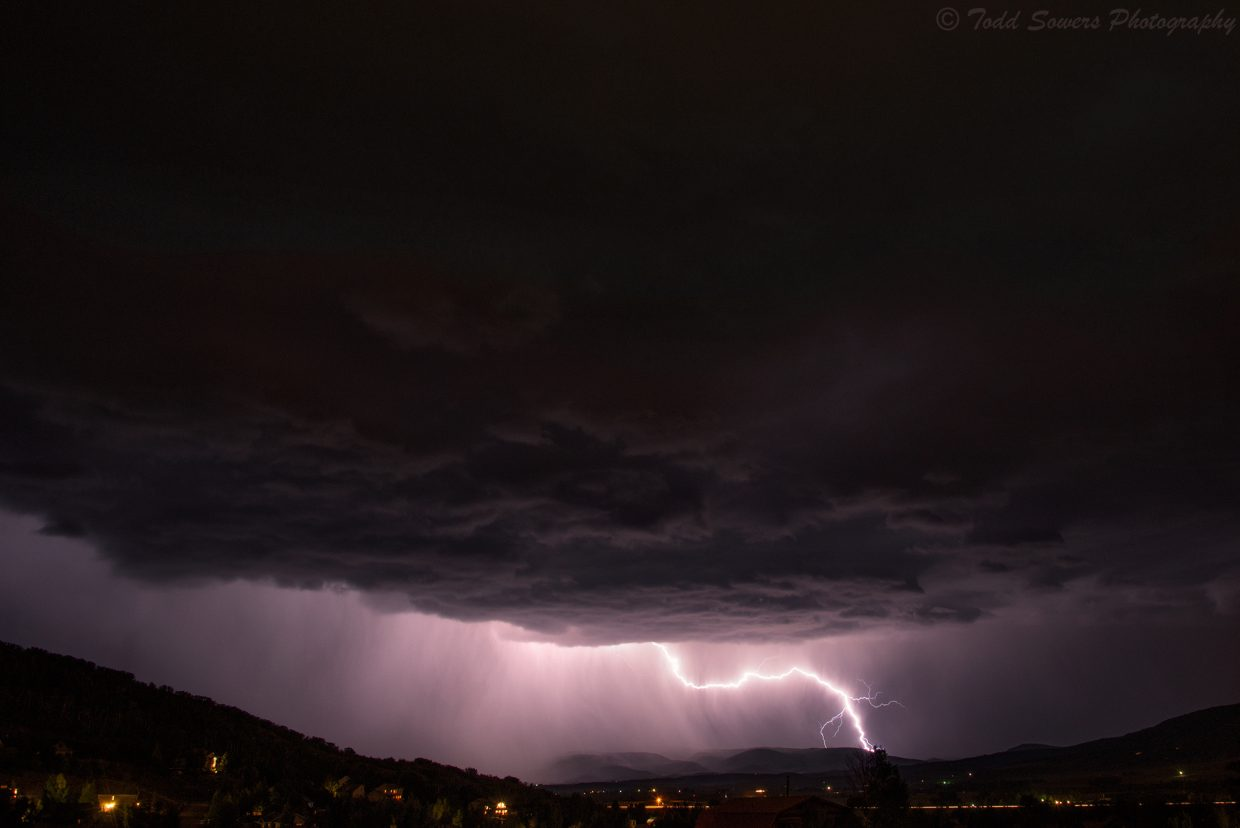 Storming in the Boat. Submitted by: Todd Sowers