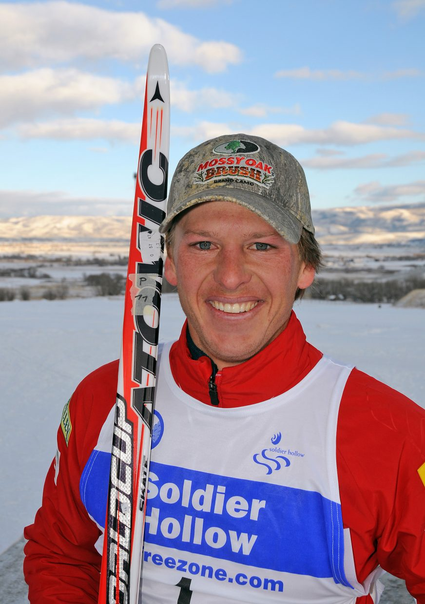 Four-time Olympian Todd Lodwick
