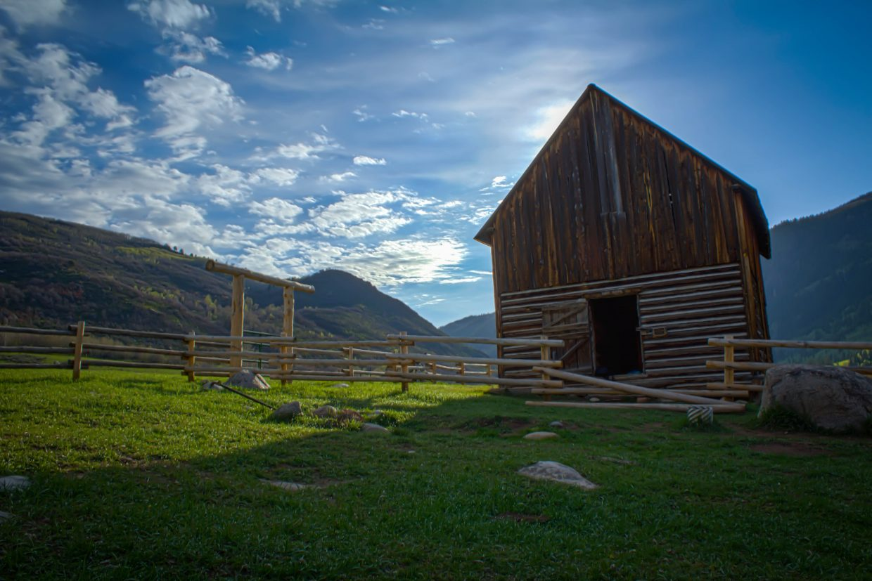 An early morning hike up Mad Creek Trail. Submitted by: Michael Burns