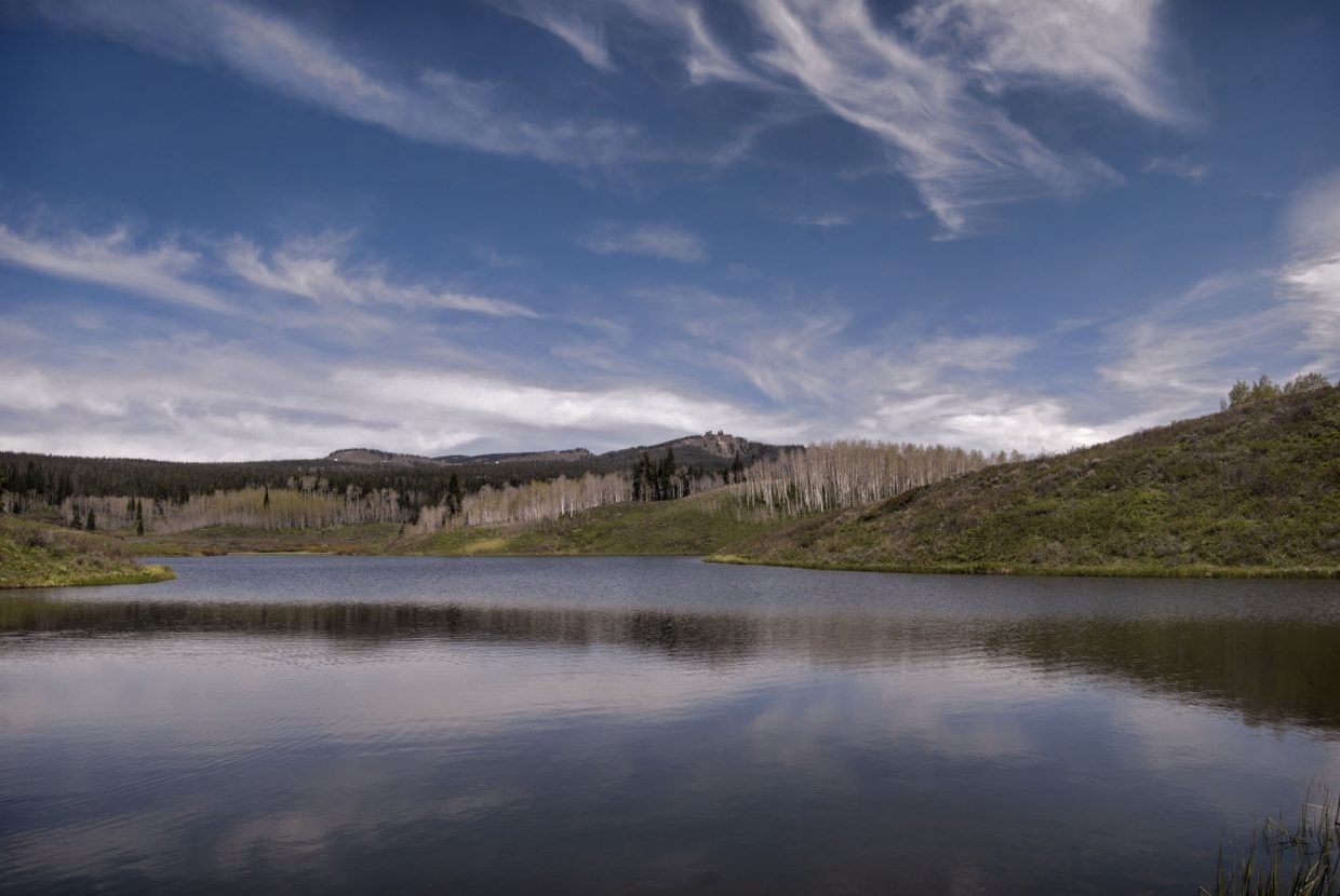 Muddy Pass Lake. Submitted by: Cyndi Marlowe